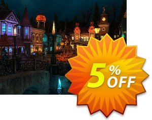 3PlaneSoft Halloween Village 3D Screensaver Gutschein rabatt 3PlaneSoft Halloween Village 3D Screensaver Coupon Aktion: 3PlaneSoft Halloween Village 3D Screensaver offer discount