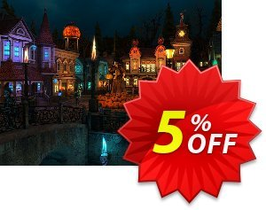 3PlaneSoft Halloween Village 3D Screensaver discount coupon 3PlaneSoft Halloween Village 3D Screensaver Coupon - 3PlaneSoft Halloween Village 3D Screensaver offer discount