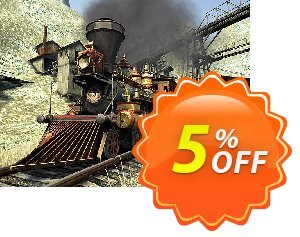 3PlaneSoft Western Railway 3D Screensaver discount coupon 3PlaneSoft Western Railway 3D Screensaver Coupon - 3PlaneSoft Western Railway 3D Screensaver offer discount