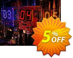 3PlaneSoft Digital Clock 3D Screensaver discount coupon 3PlaneSoft Digital Clock 3D Screensaver Coupon - 3PlaneSoft Digital Clock 3D Screensaver offer discount