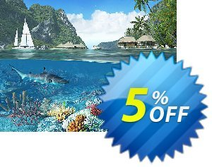 3PlaneSoft Caribbean Islands 3D Screensaver discount coupon 3PlaneSoft Caribbean Islands 3D Screensaver Coupon - 3PlaneSoft Caribbean Islands 3D Screensaver offer discount