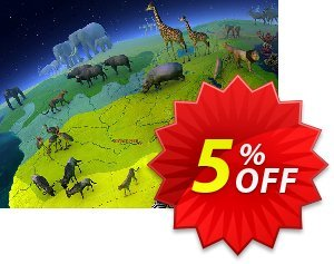 3PlaneSoft Animal World 3D Screensaver discount coupon 3PlaneSoft Animal World 3D Screensaver Coupon - 3PlaneSoft Animal World 3D Screensaver offer discount