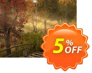 3PlaneSoft Autumn Walk 3D Screensaver discount coupon 3PlaneSoft Autumn Walk 3D Screensaver Coupon - 3PlaneSoft Autumn Walk 3D Screensaver offer discount