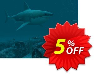 3PlaneSoft Sharks - Great White 3D Screensaver Coupon discount 3PlaneSoft Sharks - Great White 3D Screensaver Coupon. Promotion: 3PlaneSoft Sharks - Great White 3D Screensaver offer discount