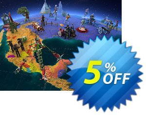 3PlaneSoft Human World 3D Screensaver割引コード・3PlaneSoft Human World 3D Screensaver Coupon キャンペーン:3PlaneSoft Human World 3D Screensaver offer discount