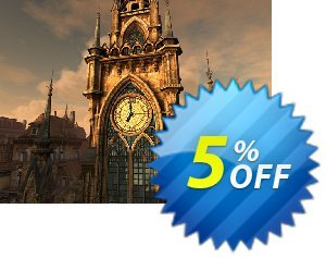 3PlaneSoft Clock Tower 3D Screensaver割引コード・3PlaneSoft Clock Tower 3D Screensaver Coupon キャンペーン:3PlaneSoft Clock Tower 3D Screensaver offer discount
