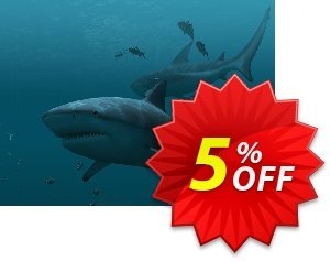 3PlaneSoft Sharks 3D Screensaver discount coupon 3PlaneSoft Sharks 3D Screensaver Coupon - 3PlaneSoft Sharks 3D Screensaver offer discount