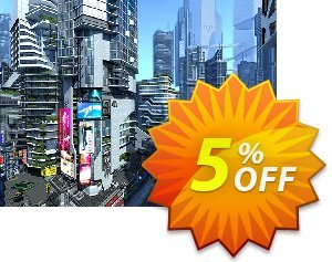 3PlaneSoft Futuristic City 3D Screensaver discount coupon 3PlaneSoft Futuristic City 3D Screensaver Coupon - 3PlaneSoft Futuristic City 3D Screensaver offer discount