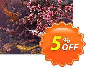 3PlaneSoft Koi Pond - Sakura 3D Screensaver discount coupon 3PlaneSoft Koi Pond - Sakura 3D Screensaver Coupon - 3PlaneSoft Koi Pond - Sakura 3D Screensaver offer discount