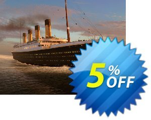 3PlaneSoft Titanic Memories 3D Screensaver Coupon discount 3PlaneSoft Titanic Memories 3D Screensaver Coupon. Promotion: 3PlaneSoft Titanic Memories 3D Screensaver offer discount