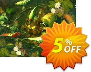3PlaneSoft Koi Pond - Treasures 3D Screensaver Coupon discount 3PlaneSoft Koi Pond - Treasures 3D Screensaver Coupon. Promotion: 3PlaneSoft Koi Pond - Treasures 3D Screensaver offer discount