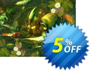 3PlaneSoft Koi Pond - Treasures 3D Screensaver discount coupon 3PlaneSoft Koi Pond - Treasures 3D Screensaver Coupon - 3PlaneSoft Koi Pond - Treasures 3D Screensaver offer discount