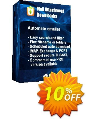 Mail Attachment Downloader PRO Server One Year Extension (Subscription) discount coupon Mail Attachment Downloader PRO Server One Year Extension (Subscription) Amazing promotions code 2020 - Amazing promotions code of Mail Attachment Downloader PRO Server One Year Extension (Subscription) 2020