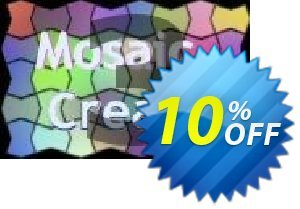 Mosaic Creator Lite Coupon, discount Mosaic Creator Lite Super deals code 2021. Promotion: Super deals code of Mosaic Creator Lite 2021