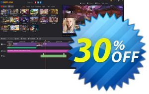 GoPlay Editor Lifetime Coupon, discount GoPlay Editor Life Time License Stunning offer code 2020. Promotion: Stunning offer code of GoPlay Editor Life Time License 2020