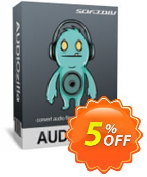 Audiozilla Audio Converter Coupon, discount Audiozilla Stunning deals code 2020. Promotion: Stunning deals code of Audiozilla 2020
