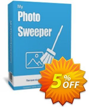 MyPhotoSweeper Coupon, discount MyPhotoSweeper Wondrous offer code 2020. Promotion: Wondrous offer code of MyPhotoSweeper 2020
