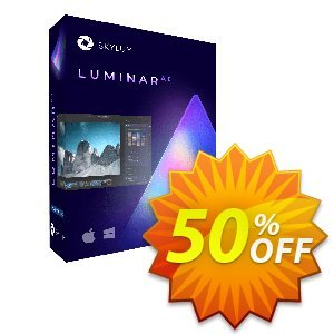 Luminar AI One-year subcription discount coupon 40% OFF Luminar AI One-year subcription, verified - Imposing discount code of Luminar AI One-year subcription, tested & approved