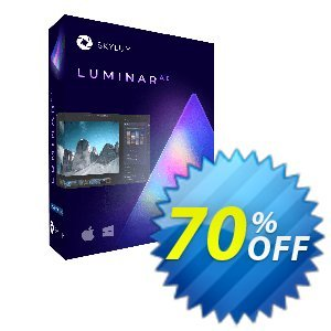 Luminar AI discount coupon 34% OFF Luminar AI, verified - Imposing discount code of Luminar AI, tested & approved