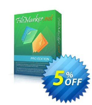 FileMarker.NET Pro (Standard) Coupon discount FileMarker.NET Pro (Standard) Amazing promo code 2020. Promotion: Amazing promo code of FileMarker.NET Pro (Standard) 2020
