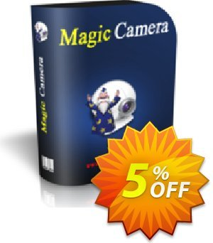 Magic Camera Coupon, discount Magic Camera Formidable sales code 2020. Promotion: Formidable sales code of Magic Camera 2020