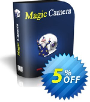 Magic Camera Family License Coupon, discount Magic Camera Family License Imposing discounts code 2020. Promotion: Imposing discounts code of Magic Camera Family License 2020