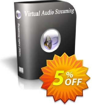 Virtual Audio Streaming 優惠券,折扣碼 Virtual Audio Streaming Wondrous promotions code 2020,促銷代碼: Wondrous promotions code of Virtual Audio Streaming 2020