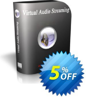 Virtual Audio Streaming Site License Coupon discount Virtual Audio Streaming Site License Awful promotions code 2020. Promotion: Awful promotions code of Virtual Audio Streaming Site License 2020