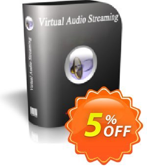 Virtual Audio Streaming Standard License with Lifetime Upgrade discount coupon Virtual Audio Streaming Standard License with Lifetime Upgrade Super deals code 2020 - Super deals code of Virtual Audio Streaming Standard License with Lifetime Upgrade 2020