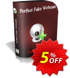 Perfect Fake Webcam Coupon, discount Perfect Fake Webcam Big sales code 2020. Promotion: Big sales code of Perfect Fake Webcam 2020