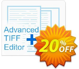 Advanced TIFF Editor Plus discount coupon Advanced TIFF Editor Plus Wondrous offer code 2020 - Wondrous offer code of Advanced TIFF Editor Plus 2020