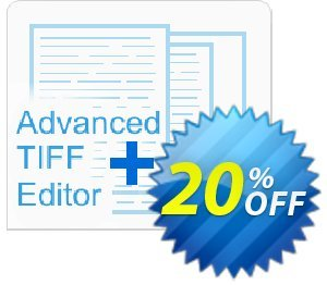 Advanced TIFF Editor (World-Wide License) discount coupon Advanced TIFF Editor (World-Wide License) Hottest discounts code 2020 - Hottest discounts code of Advanced TIFF Editor (World-Wide License) 2020