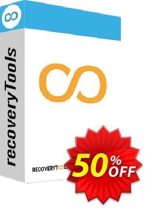 RecoveryTools DBX Migrator Coupon, discount Coupon code RecoveryTools DBX Migrator - Standard License. Promotion: RecoveryTools DBX Migrator - Standard License offer from Recoverytools