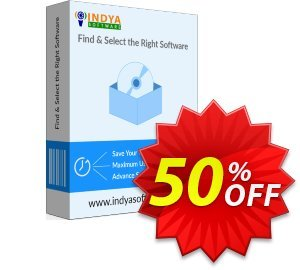 Indya Outlook Converter Toolkit - Corporate License Coupon, discount Coupon code Indya Outlook Converter Toolkit - Corporate License. Promotion: Indya Outlook Converter Toolkit - Corporate License offer from BitRecover