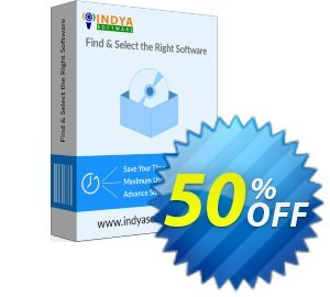 Get Indya OST to vCard - Corporate License 50% OFF coupon code