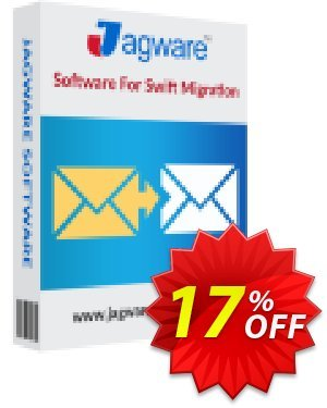 Jagware OST to PST Wizard - Business License Coupon, discount Coupon code Jagware OST to PST Wizard - Business License. Promotion: Jagware OST to PST Wizard - Business License offer from Jagware Software