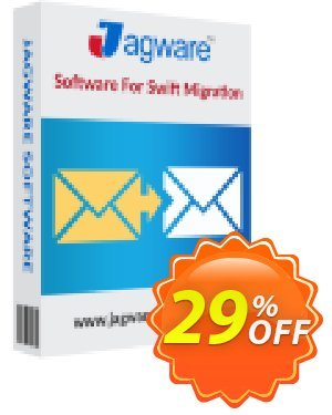 Jagware MSG to NSF Wizard Coupon, discount Coupon code Jagware MSG to NSF Wizard - Home User License. Promotion: Jagware MSG to NSF Wizard - Home User License offer from Jagware Software