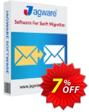 Jagware NSF to PST Wizard - Business License Coupon discount Coupon code Jagware NSF to PST Wizard - Business License. Promotion: Jagware NSF to PST Wizard - Business License offer from Jagware Software