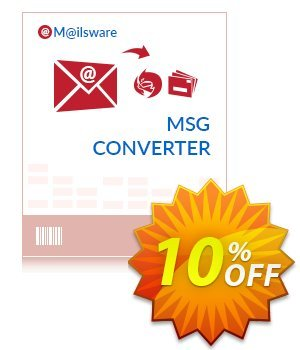 Mailsware MSG to OLM Coupon, discount Coupon code Mailsware MSG to OLM - Standard License. Promotion: Mailsware MSG to OLM - Standard License offer from ZOOK Software