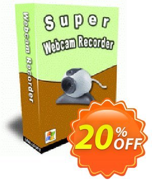 Zeallsoft Super Webcam Recorder割引コード・Super Webcam Recorder Imposing sales code 2020 キャンペーン:Imposing sales code of Super Webcam Recorder 2020