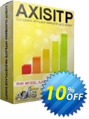AxisITP ClickBank Affiliate Marketplace Script Coupon, discount AxisITP Pcs + CAMS. Promotion: Special sales code of AxisITP ClickBank Affiliate Marketplace Script 2020