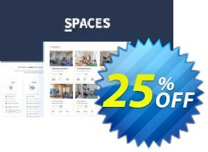 Themesberg Spaces - Coworking Bootstrap 4 Template Coupon, discount Spaces - Coworking Bootstrap 4 Template (Personal License) Awful discounts code 2021. Promotion: Awful discounts code of Spaces - Coworking Bootstrap 4 Template (Personal License) 2021
