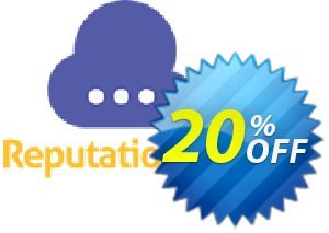 ReputationCloud Standard monthly Coupon discount ReputationCloud Standard monthly Wonderful sales code 2020. Promotion: Wonderful sales code of ReputationCloud Standard monthly 2020