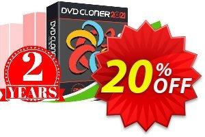 OpenCloner DVD-Cloner (2 years Upgrade) Coupon, discount Coupon code DVD-Cloner - 2 years Upgrade. Promotion: DVD-Cloner - 2 years Upgrade offer from OpenCloner
