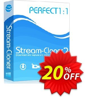 OpenCloner Stream-Cloner Coupon, discount Coupon code OpenCloner - Stream-Cloner. Promotion: OpenCloner - Stream-Cloner offer from OpenCloner