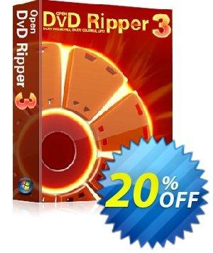 OpenCloner DVD Transformer Coupon, discount Coupon code Open DVD Transformer. Promotion: Open DVD Transformer offer from OpenCloner