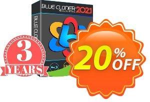 OpenCloner Blue-Cloner (3 year Upgrade) Coupon, discount Coupon code Blue-Cloner - 3 year Upgrade. Promotion: Blue-Cloner - 3 year Upgrade offer from OpenCloner