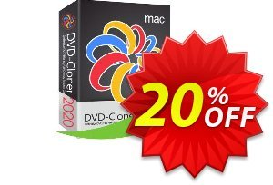 OpenCloner DVD-Cloner for Mac Coupon, discount Coupon code DVD-Cloner for Mac - Standard Upgrade. Promotion: DVD-Cloner for Mac - Standard Upgrade offer from OpenCloner