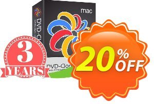 OpenCloner DVD-Cloner for Mac (3 year Upgrade) Coupon, discount Coupon code DVD-Cloner for Mac - 3 year Upgrade. Promotion: DVD-Cloner for Mac - 3 year Upgrade offer from OpenCloner