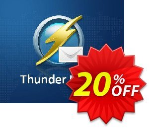 Thunder Mailer offering sales Thunder Mailer Dreaded discount code 2020. Promotion: Dreaded discount code of Thunder Mailer 2020